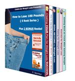 6 Book Bundle Plus Bonus